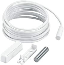 ABUS MK2000W Accessories for Security System 11x 48x 12mm, 100V/0.05 A, Wired, White