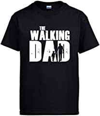 Camiseta The Walking Dad Regalo Día del Padre