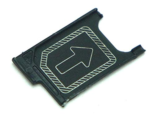handywest SIM Karten Halter Card Holder Tray Slot für Sony Xperia Z3 Compact D5803