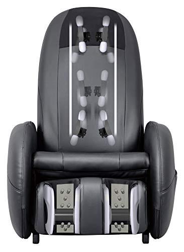 スライヴくつろぎ指定席LightマッサージチェアCHD-3500-BKブラック正規品おしゃれコンパクト小型