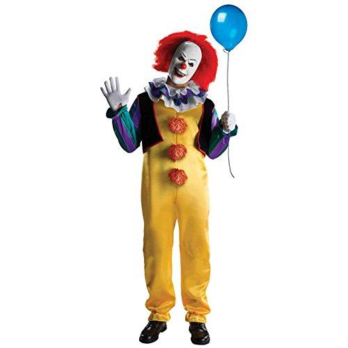 - Es Scary Clown Kostüme