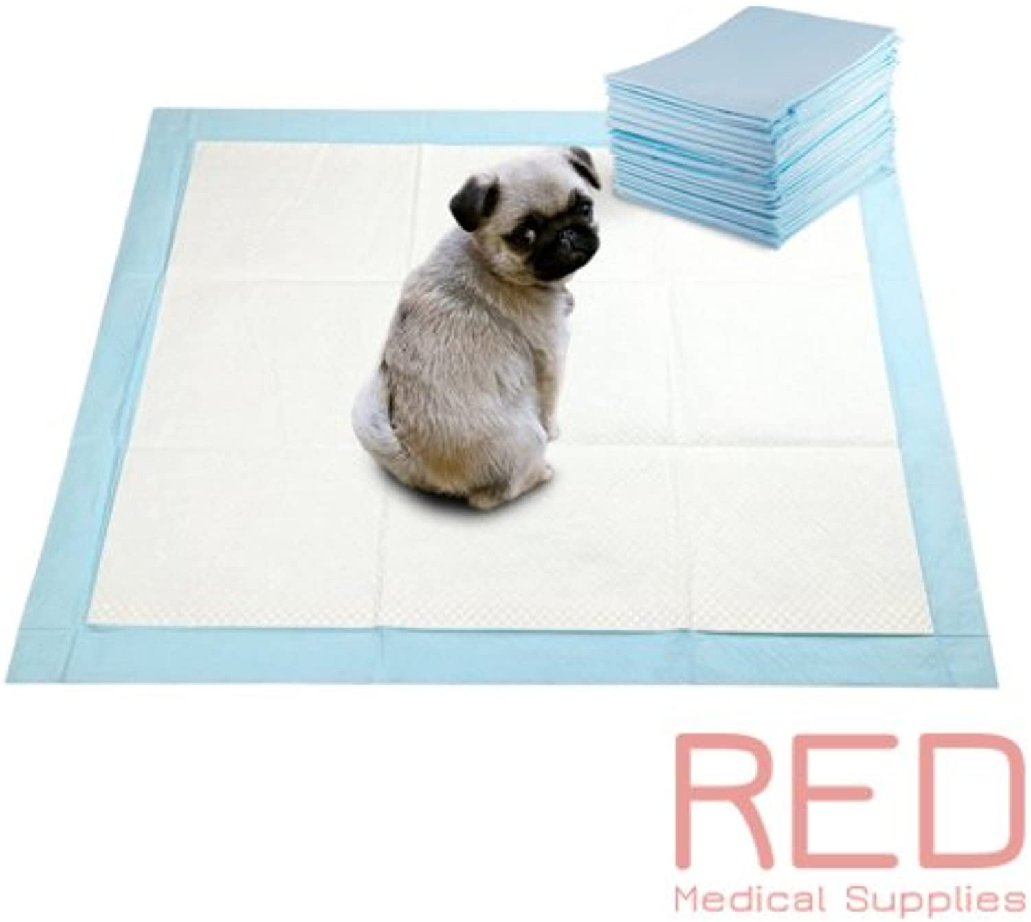 Pet Training and Puppy Pads, Extra Absorbent (200Pack)