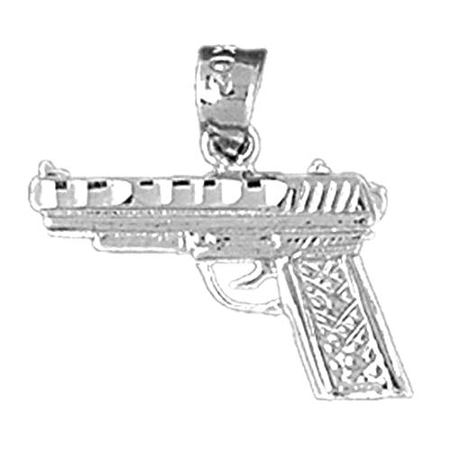 Jewels Obsession Pendentif arme de poing en argent 925 18 mm
