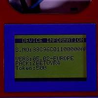 車のファッショナブルな適切なオート キー プログラマ(red, Transl)