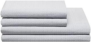 Calvin Klein Home 1010043-QN-C1-D2 Quartz Sheet Set, Coal, Queen