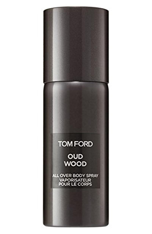 テザー十分ですあごTom Ford Private Blend 'Oud Wood' (トムフォード プライベートブレンド オードウッド) 5.0 oz (150ml) All-Over Body Spray (ボディースプレー)