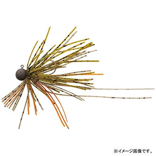 ダイワ(DAIWA)ワームスモールラバージグSS3.5gザリガニ