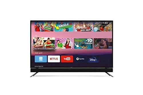 Telesystem REALSOUND50 SM - Smart TV 50 Pollici 4K LED DVB-T2 Android TV