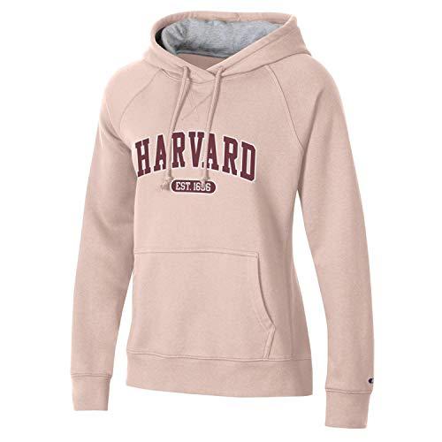 Harvard University Crimson Pullover Sweatshirt Hoodie (XL)