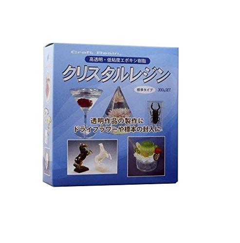 NISSIN RESIN(日新レジン)『クリスタルレジン 300gセット』