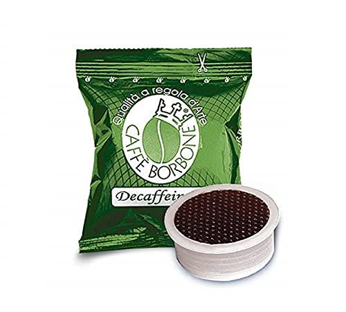 Caffè Borbone Miscela Decaffeinata - 100 Capsule - Compatibili con le Macchine Lavazza®* Espresso Point®*