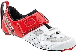Louis Garneau, Men's Tri X-Lite Triathlon 2 Bike Shoes, Ginger/White, US (9.5), EU (42.5)