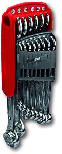 USAG U02850859 285 DE//S14 Serie di 14 Chiavi Combinate