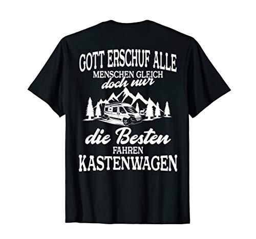 Kastenwagen Camping Shirt - Die Besten