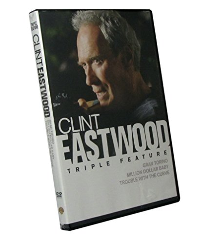 Clint Eastwood in Gran Torino, Million Dollar Baby and Trouble With The Curve