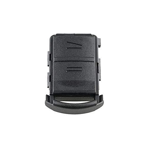 Llavero de Carcasa de Llave de Coche AGKI para Mazda 2 3 6323626 Carcasa de Llave de 2 Botones