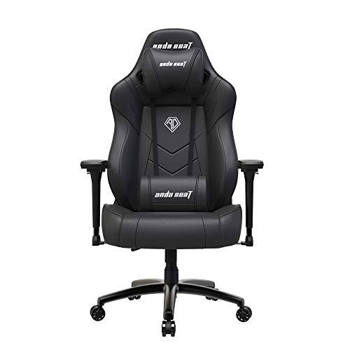 Dark Demon Premium Gaming Chair - Black - L