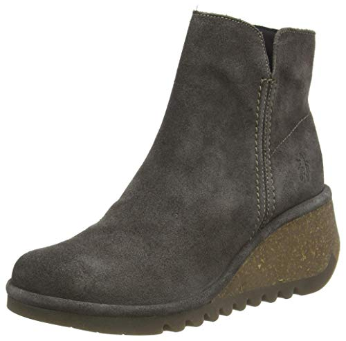 FLY LONDON Damen NILO256FLY Stiefelette, DIESEL, 35 EU