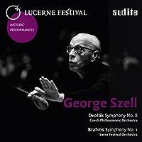Szell Conducts Dvorak, Brahms by Belcik (2013-09-24)