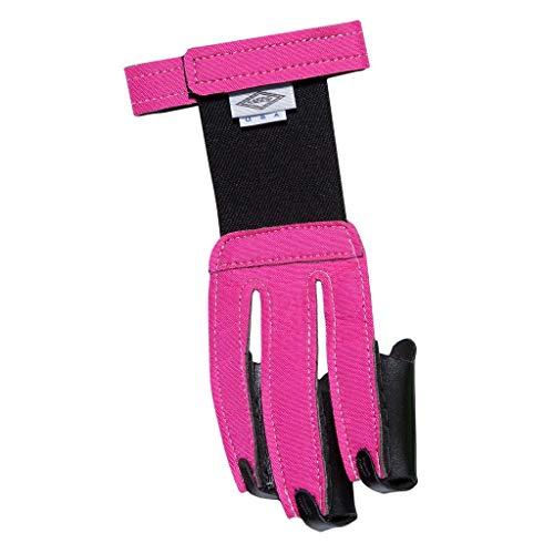 NEET 60060 FG-2N Gloves, X-Small, Neon Pink