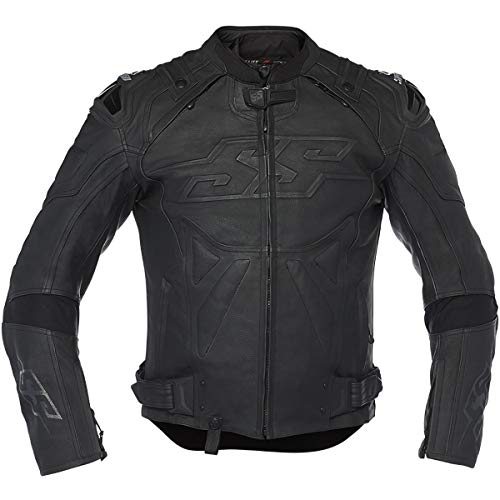 Speed and Strength Men's Black Jackets