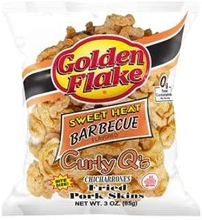 Goldem Flake (3 pack ) Sweet heat Curly Q