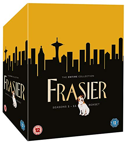 Frasier Complete Collection [DVD]