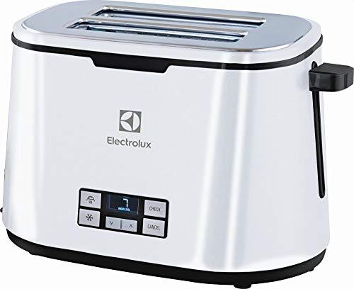 Electrolux EAT7830 Toaster Weiß PremiumLine Timer Cool Touch Gehäuse