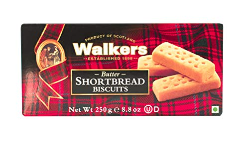 Walkers Shortbread Limited Shortbreads de Mantequilla - 250 gr
