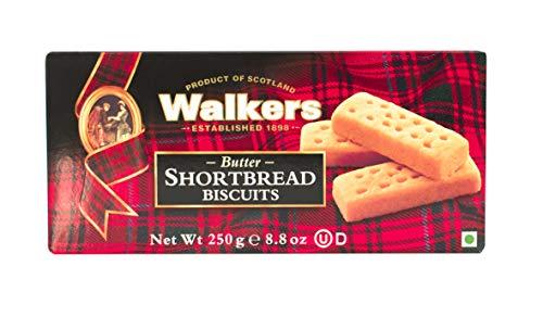 Walkers - Pure Butter Shortbread - 250g