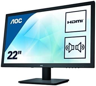 Aoc E2275swj 54 6 Cm Monitor Schwarz Elektronik