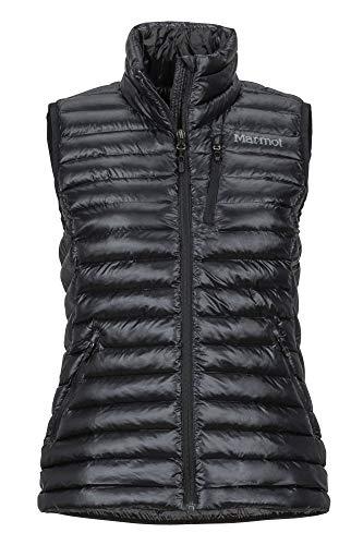 Marmot Damen Wm's Avant Featherless Vest Jacke, Black, S