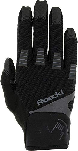 Roeckl Herren Mangfall Handschuhe, schwarz, 11