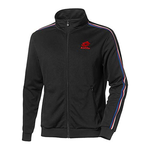 Lotto Athletica III Sweatjacke Schwarz F1CL