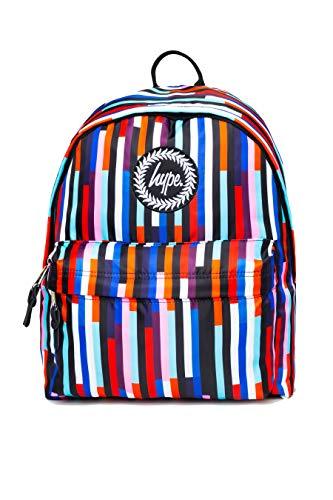 Hype Multi Stripe Backpack
