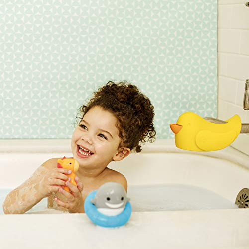 Munchkin Sea Spinner Wind-Up Shark Bath Toy