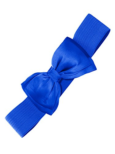 Dancing Days by Banned Stretchgürtel Bella Belt 2220 (Large, royal blue)