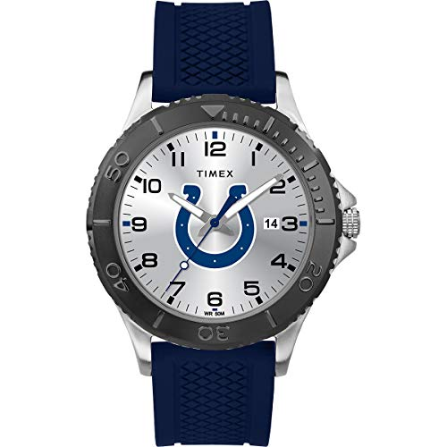 Timex Men's TWZFCOLME NFL Gamer Indianapolis Colts Watch