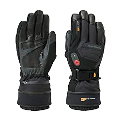 Black 30Seven Heated Gloves