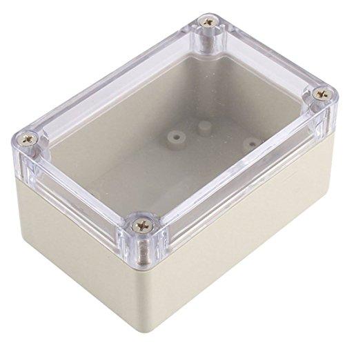 Caja sellada de plástico ABS Electrónica Proyecto Caja IP65 123x83x59.5mm