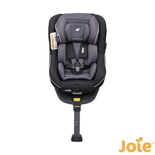 Joie Spin 360–Siège de voiture, Groupe 0+/1, couleur deux tons noir