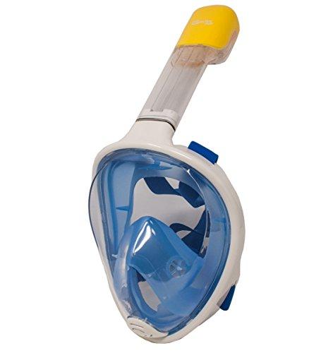 Joy Summer Maschera Subacquea Integrale Snorkeling Easybreath Large