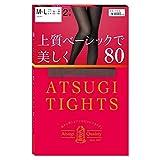 [アツギ] タイツ アツギ (Atsugi Tights) 80デニール 上質ベーシックで美しく 80D &lt2足組&gt レディース FP10182P グレナディン 日本 M~L (日本サイズM-L相当)