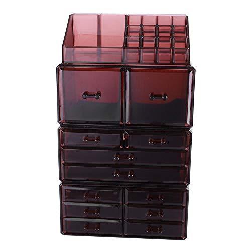 Cosmetic Storage Box Large Capacity Storage Rack Jewelry Display Box