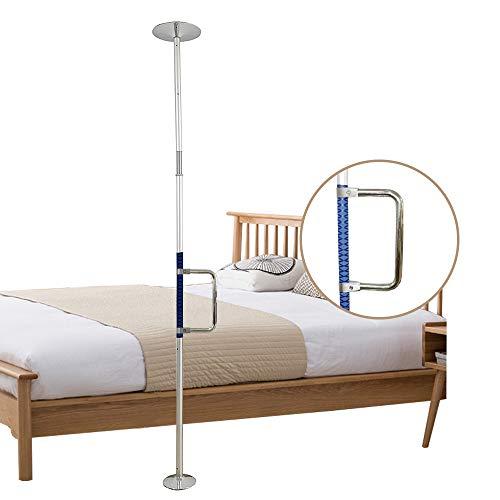 Zelen Security Pole Shower Grab Bar