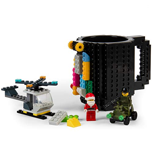 Fun Brick Mug-FUBARBAR Creative Building 12oz Coffee Cup, Build on...