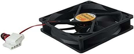 Computer Case Los Angeles Mall shipfree Cooler 12V 12CM 120MM Fan Cooling PC CPU