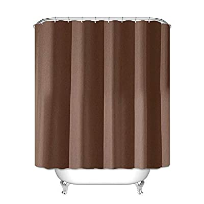 Amazon - Save 62%: htovila Fabric Shower Curtain Liner,Bath Curtain for Bathroom Shower an…