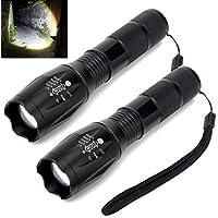 2-Pack Sonata LED Flashlights