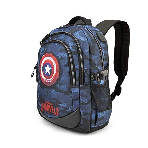 Capitán América Supreme-Mochila Running HS 1.2